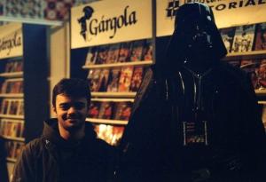 ANIMATE - Darth Vader y yo