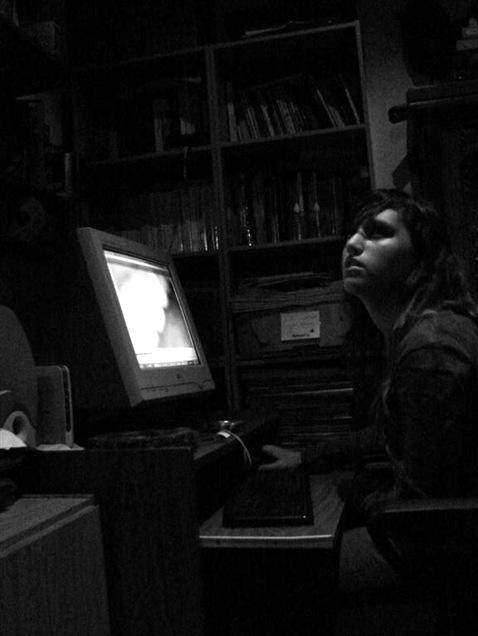 Jaz en la computadora (Large)