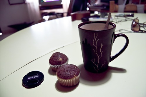 Chocolatada con madalenas 1-0381