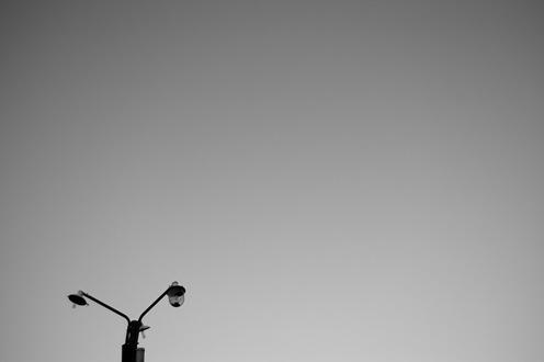 Farolas y cielo-0498