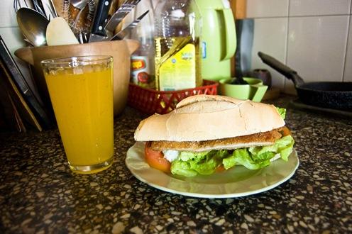 Sandwich de pollo-0551