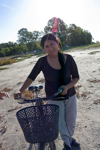 María con bicicleta-0965