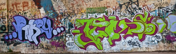 panorama graffiti-